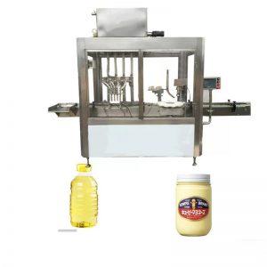 220V 1,5kw fyllmaskin for olivenolje