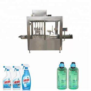 304 fyllings- og lukkemaskin for plastflaske i rustfritt stål