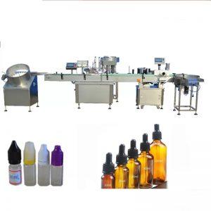 5-30 ml påfyllingsmaskin for fyllingsvolum