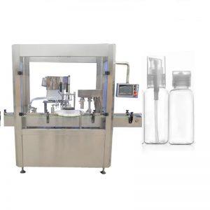 Automatisk påfyllingsmaskin med parfyme