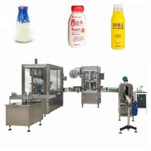 Flaskekappemaskin PLC-kontrollsystem tilgjengelig