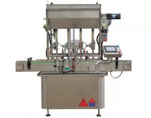 CE-standard fyllingsmaskin for sausesaus