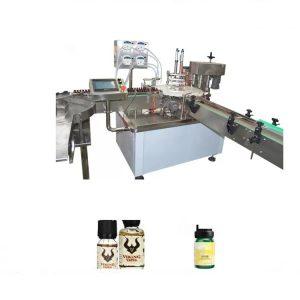 Fyllingsmaskin for kjemisk eterisk olje