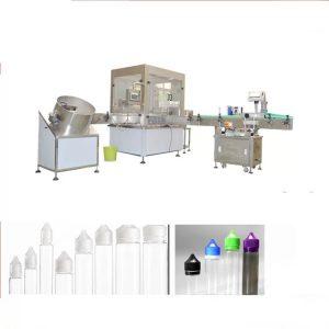 Elektronisk væskefyllingsmaskin med Siemens berøringsskjermgrensesnitt
