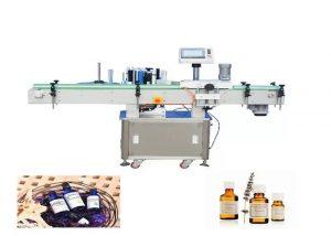 Helautomatisk maskin for rund flaske