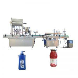 Høghastighets honningfyllingsmaskin brukt i farmasøytiske produkter