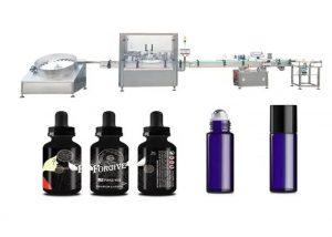 Medisinsk essensiell oljefyllingsmaskin