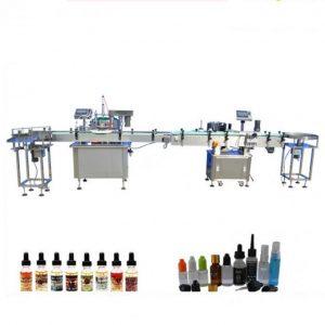 PLC Kontroll Elektronisk væskefyllingsmaskin for glassdrop