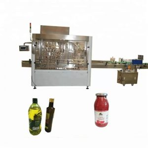 PLC Control PET-flaskefyllings- og -apparat