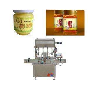 PLC Kontrollsaus Lim inn flaskepåfyllingsmaskin