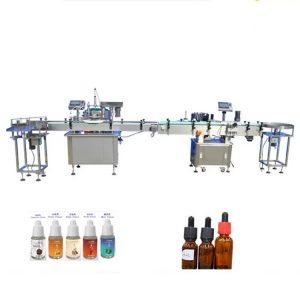 Parfymfyllingsmaskin for dropper-glassflasker